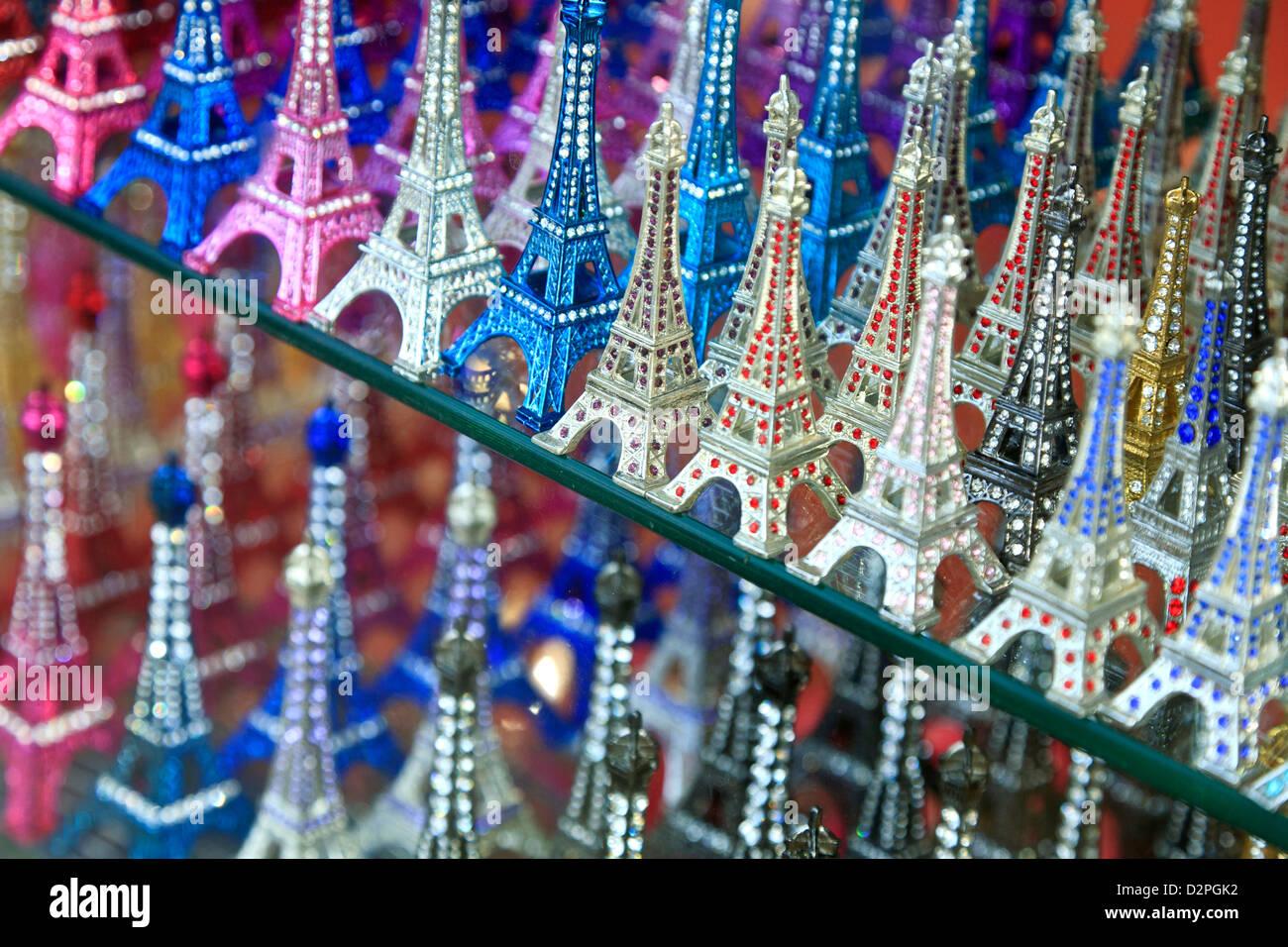 Miniature eiffel tower souvenirs paris france stock photo miniature eiffel tower souvenirs paris france publicscrutiny Images