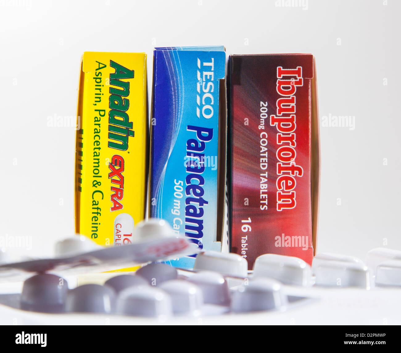 Ibuprofen And Aspirin