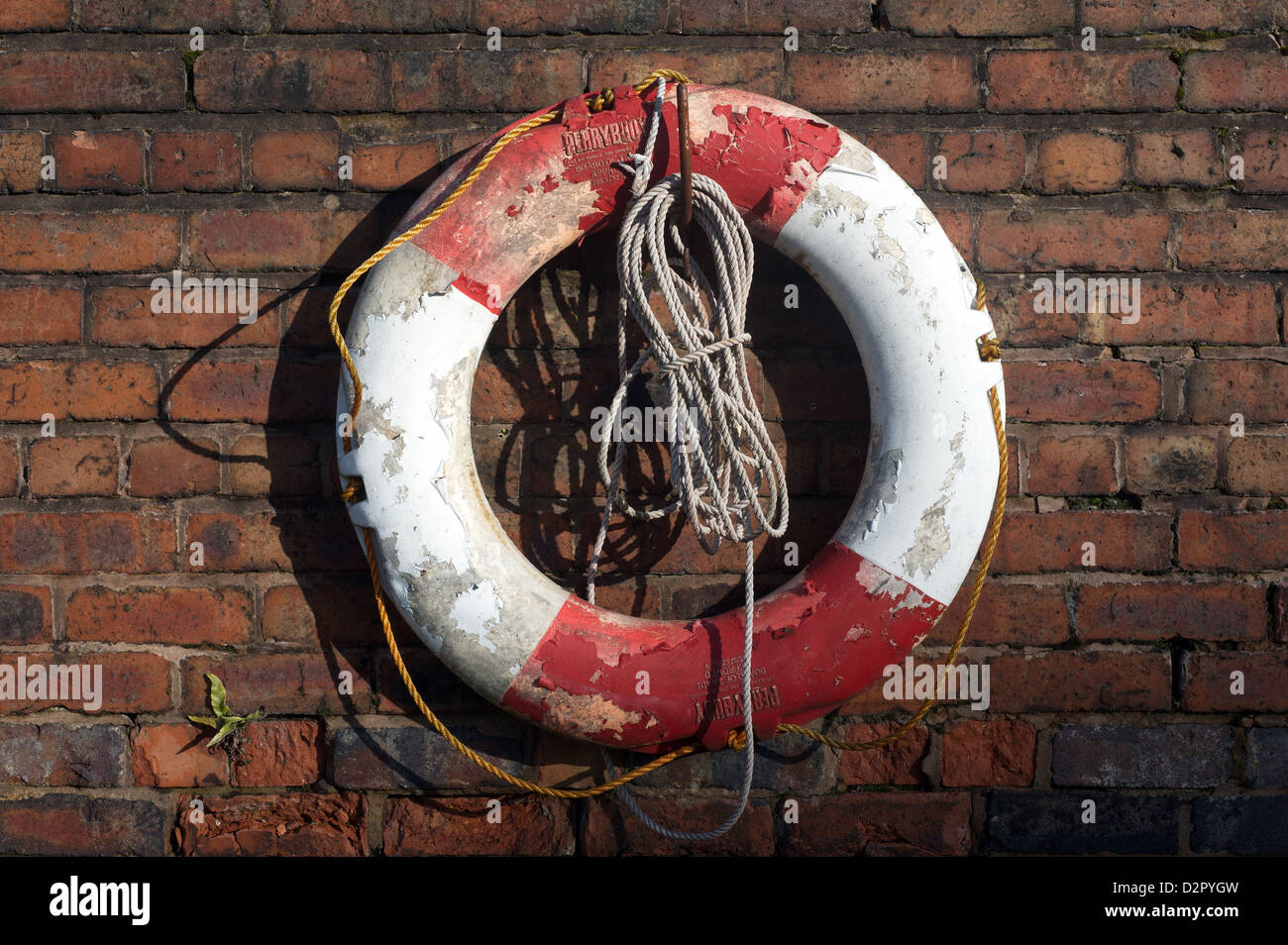 Welcome aboard boat ships life ring clock - A Lifebuoy Ring Buoy Lifering Lifesaver Life Preserver Or Lifebelt Also