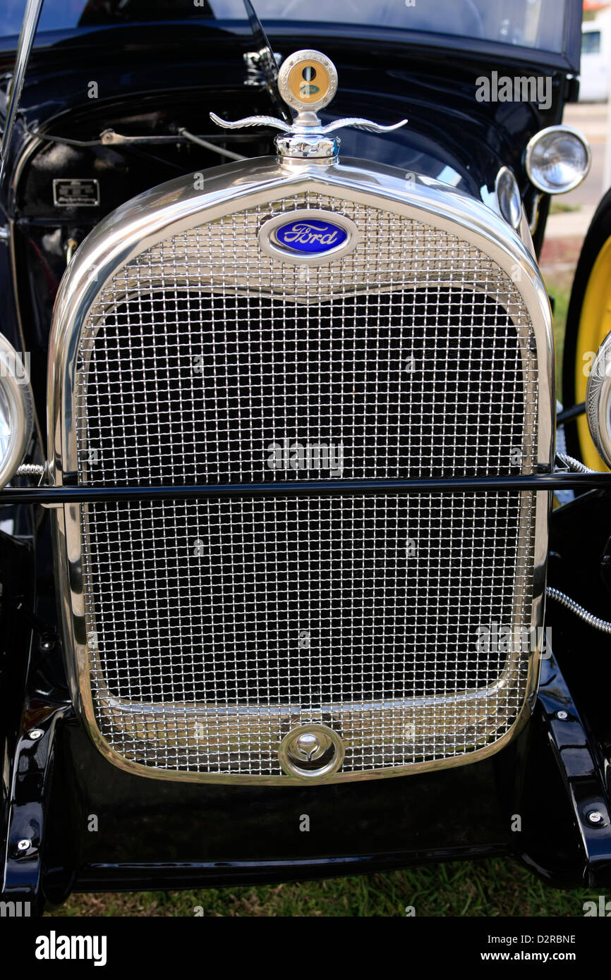 1925 ford model t radiator at the sarasota pride and joy. Black Bedroom Furniture Sets. Home Design Ideas