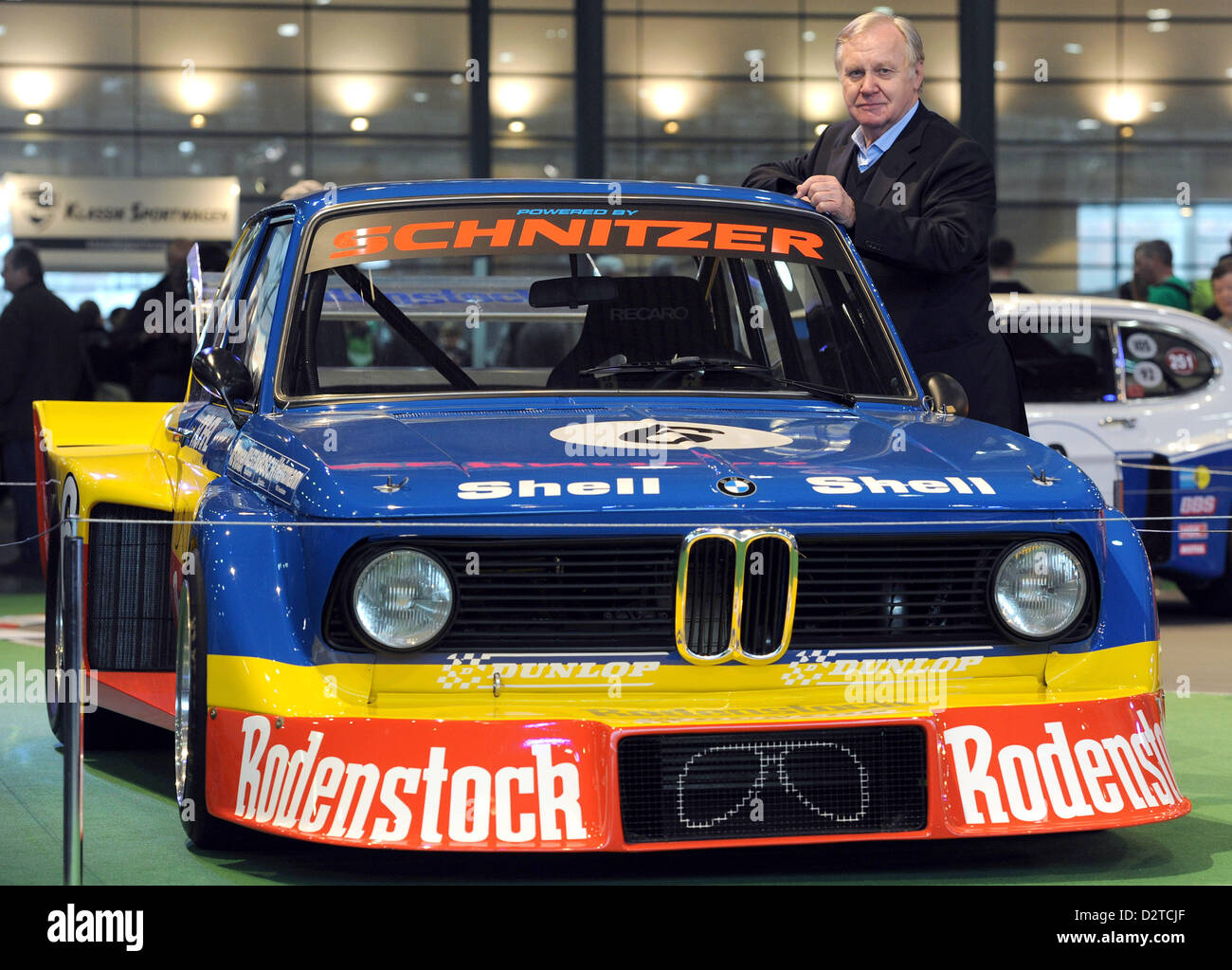 Father Of The Schnitzer Bmw Race Car From The Herbert
