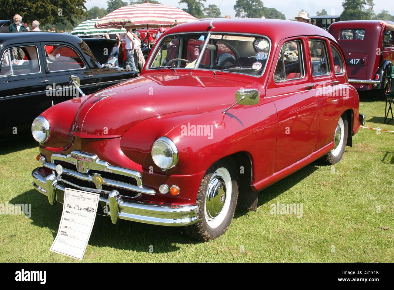 Vanguard Motor Car Stock Photo, Royalty Free Image: 53504127 - Alamy