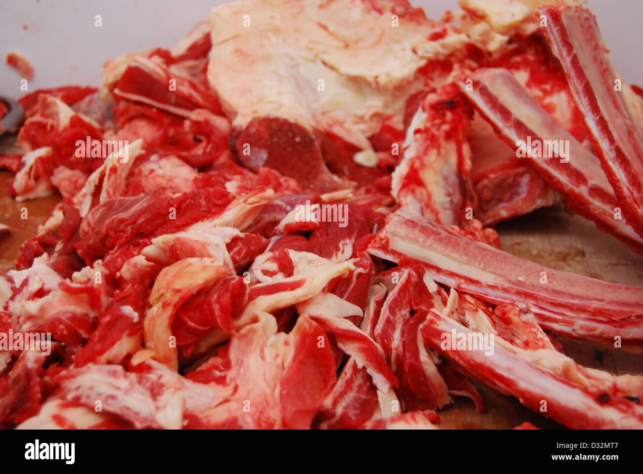 Meat With Fat