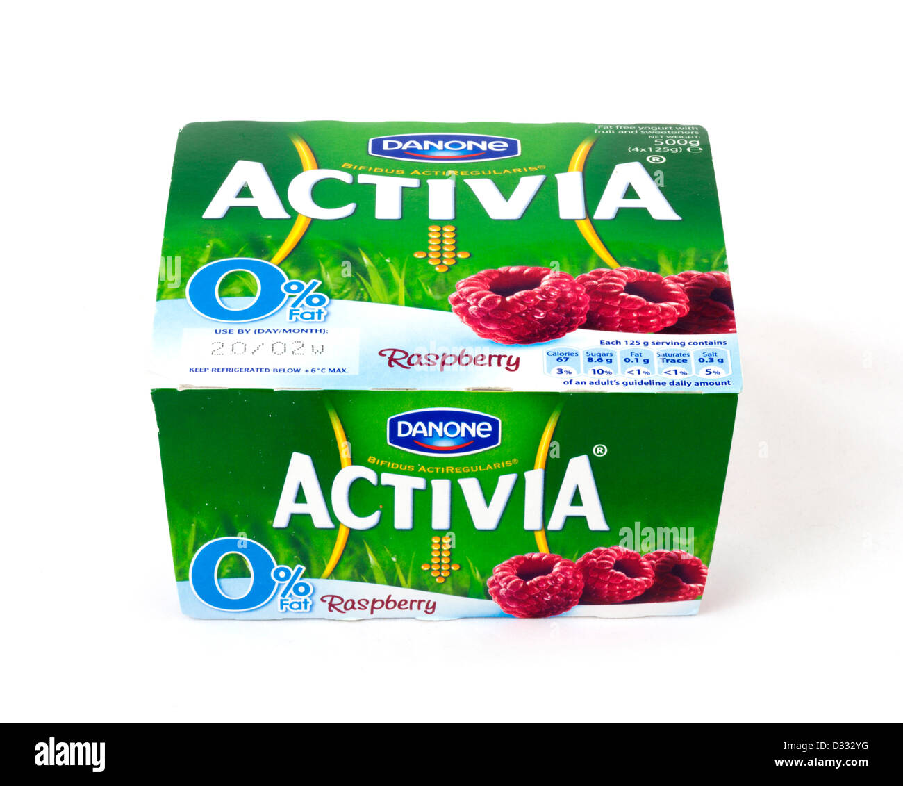 Activia Yogurt Stock Photos &amp- Activia Yogurt Stock Images - Alamy