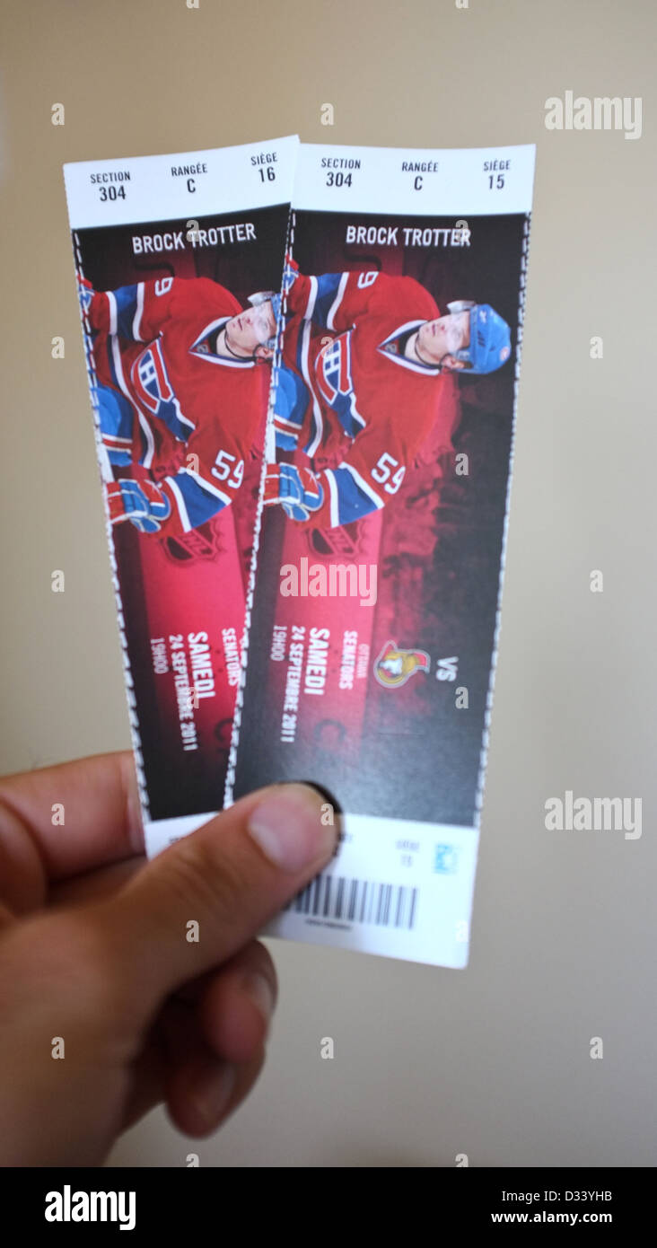 date match canadien