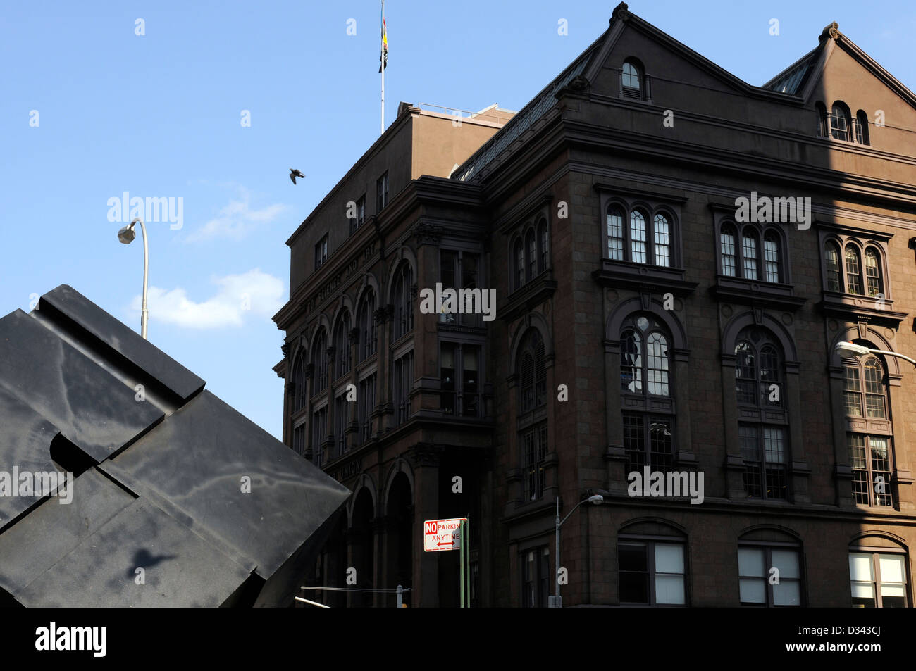 The cooper union building in the east village neighborhood for Coopers east village