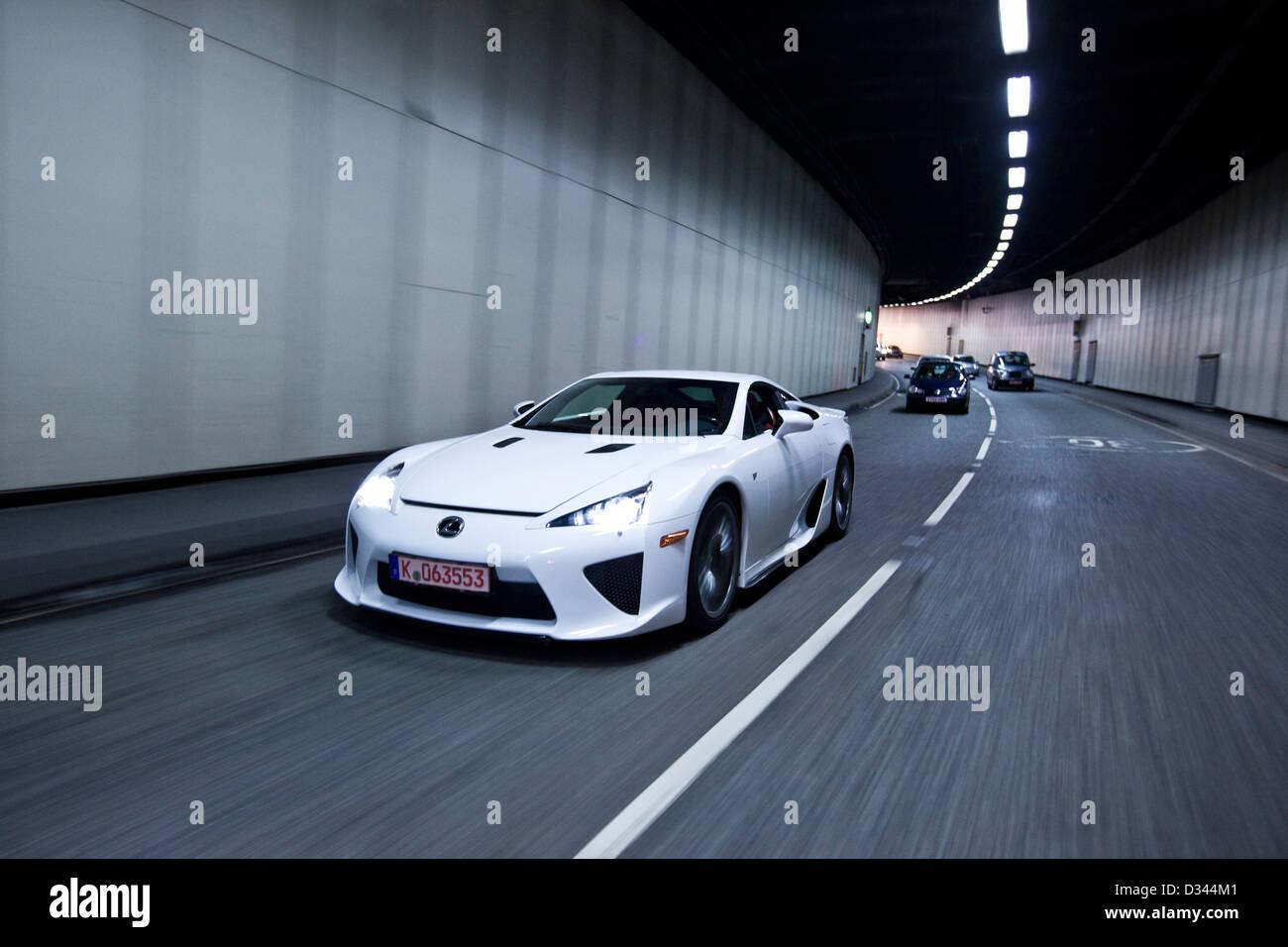 New Lexus Sports Car Lfa Specs