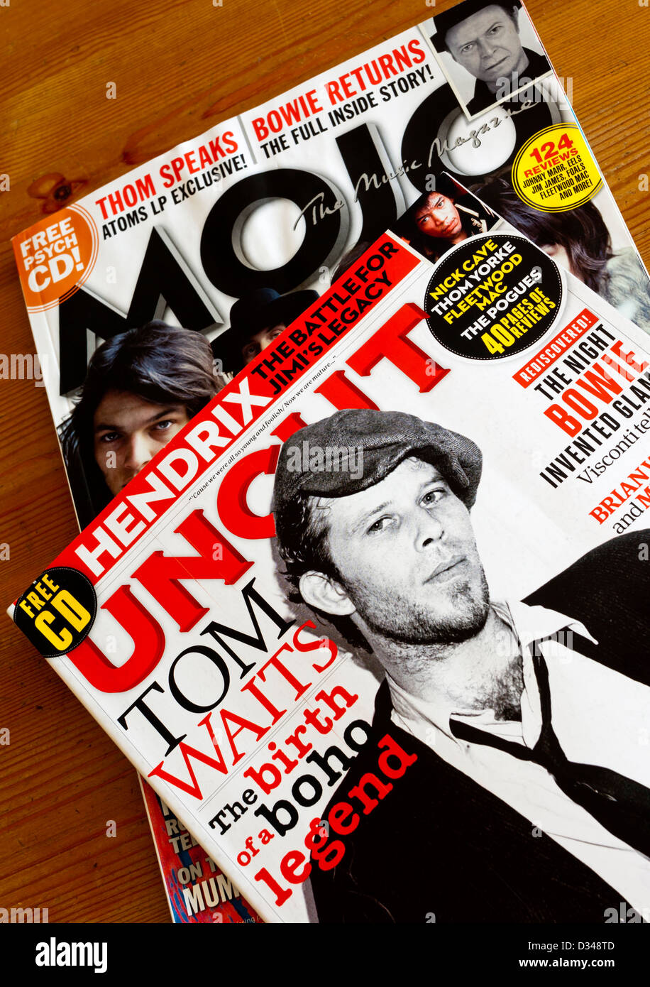 Close-up-view-of-Mojo-and-Uncut-monthly-