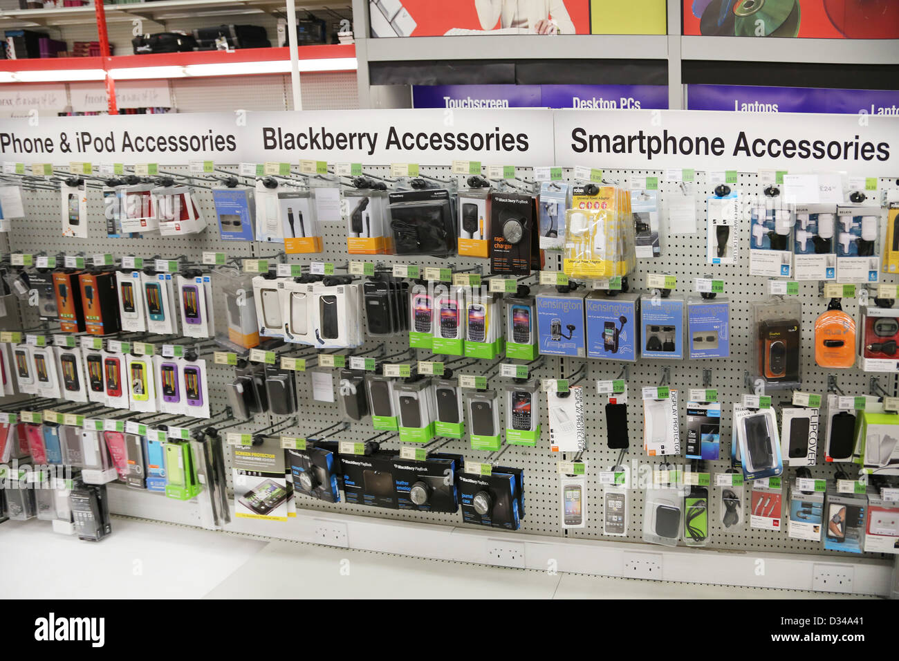 iPhone, iPod, Blackberry And Smartphone Accessories On Sale In Shop