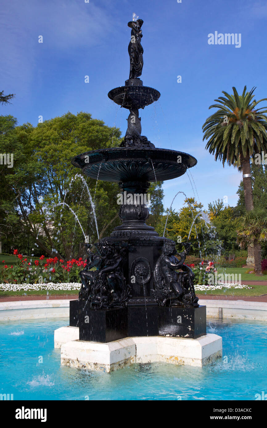 Water fountains auckland - Auckland North Island New Zealand Travel Tourism