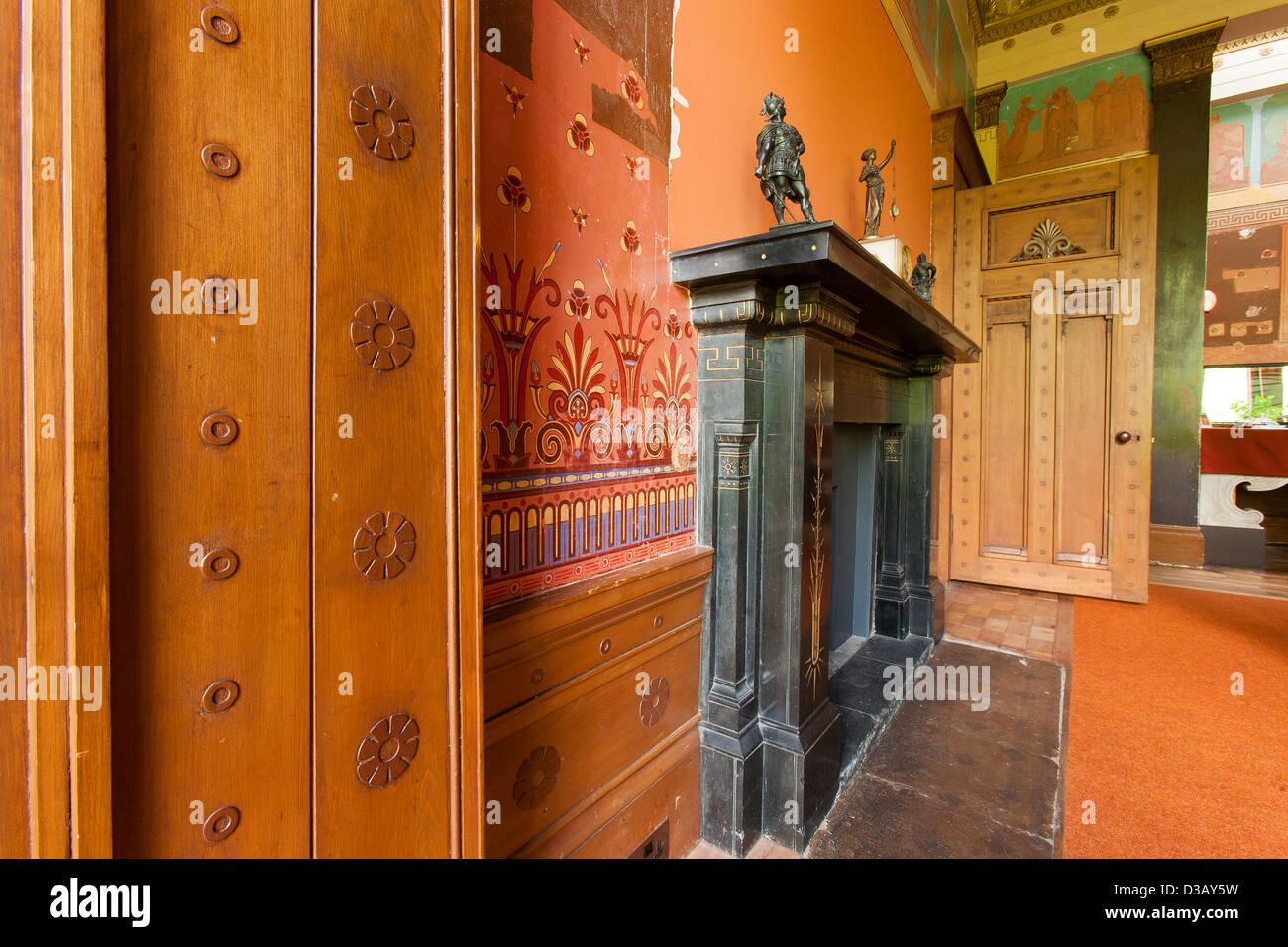 arts and crafts fireplace stock photos u0026 arts and crafts fireplace