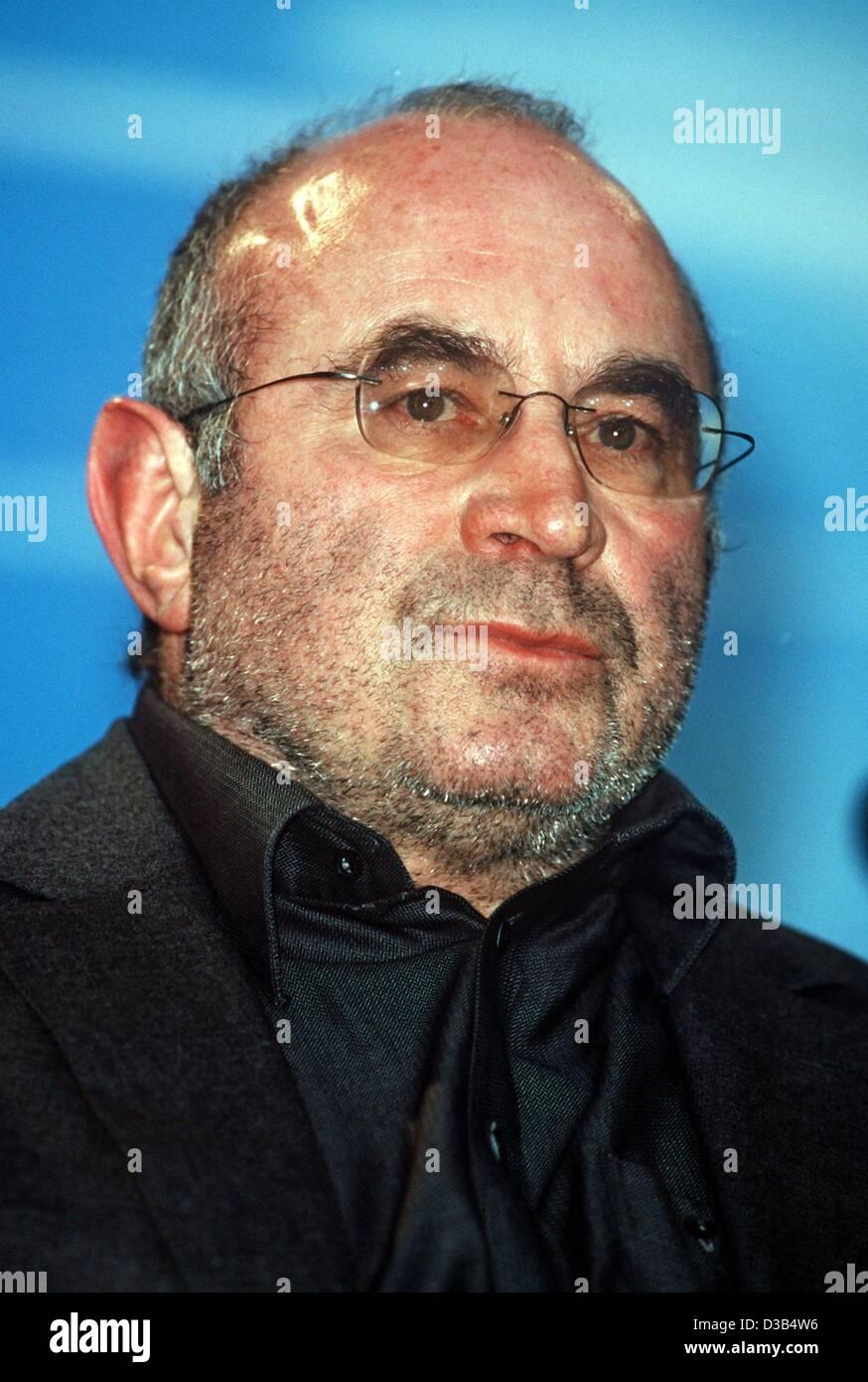 Bob Hoskins Beard
