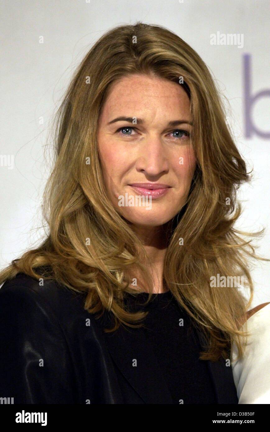 Images Steffi Graf Top dpa) - german tennis star steffi graf pictured during the stock