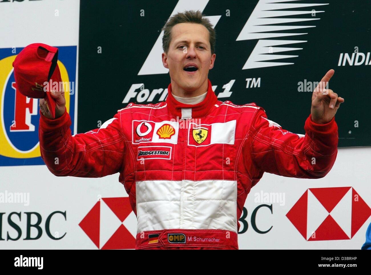Weltmeister Schumacher