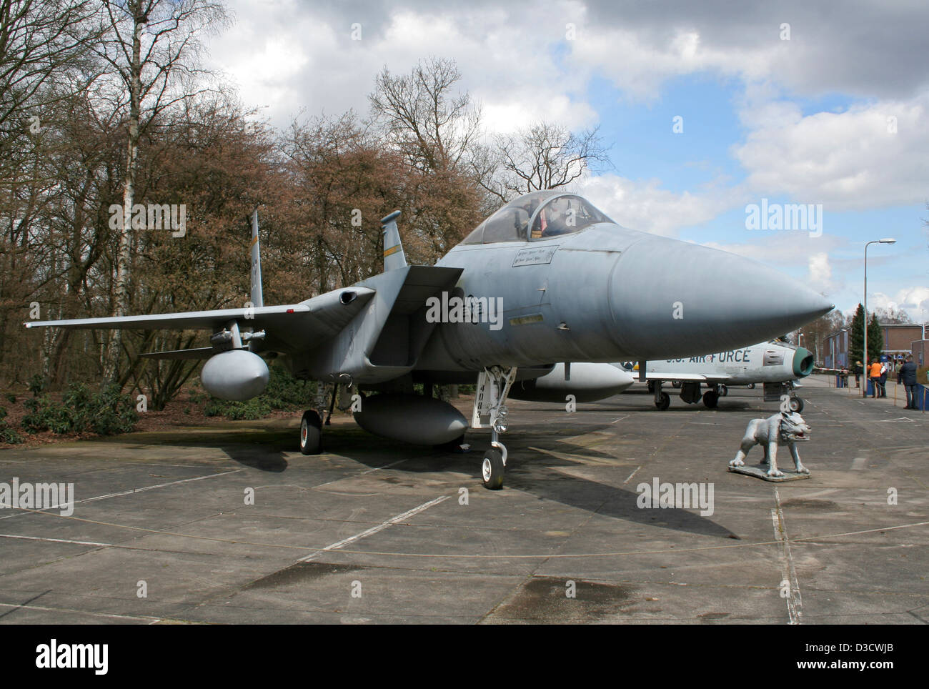 US Air Force F Eagle In The Soesterberg Military Museum The - Military museums in us