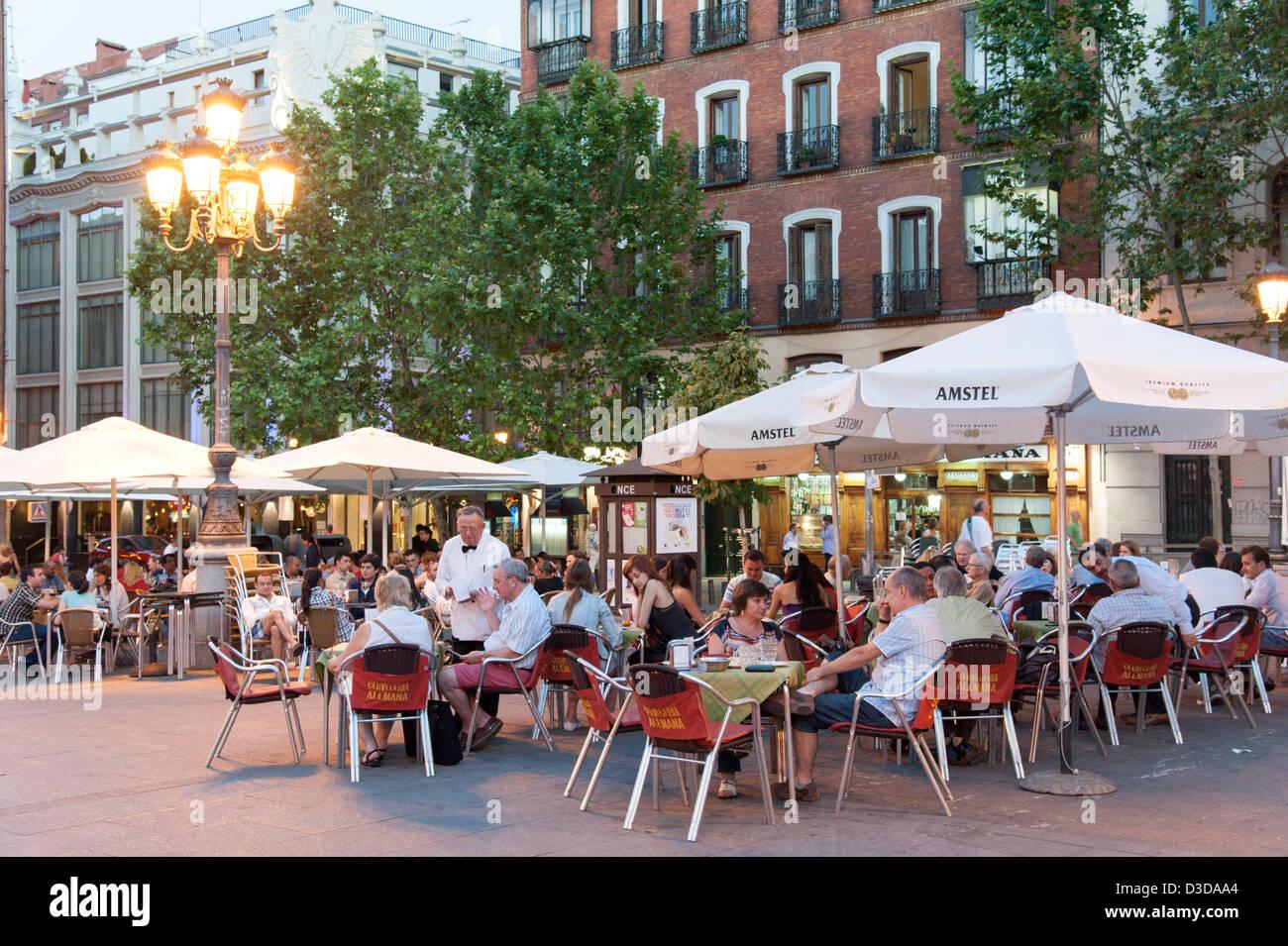 Letras Madrid