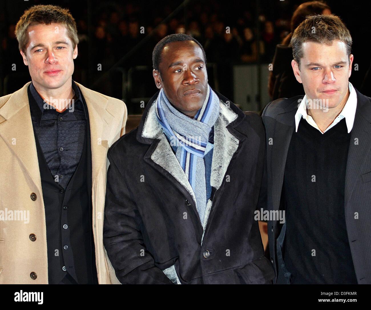 Homosexuell Liebhaber Brad Pitt Matt Damon