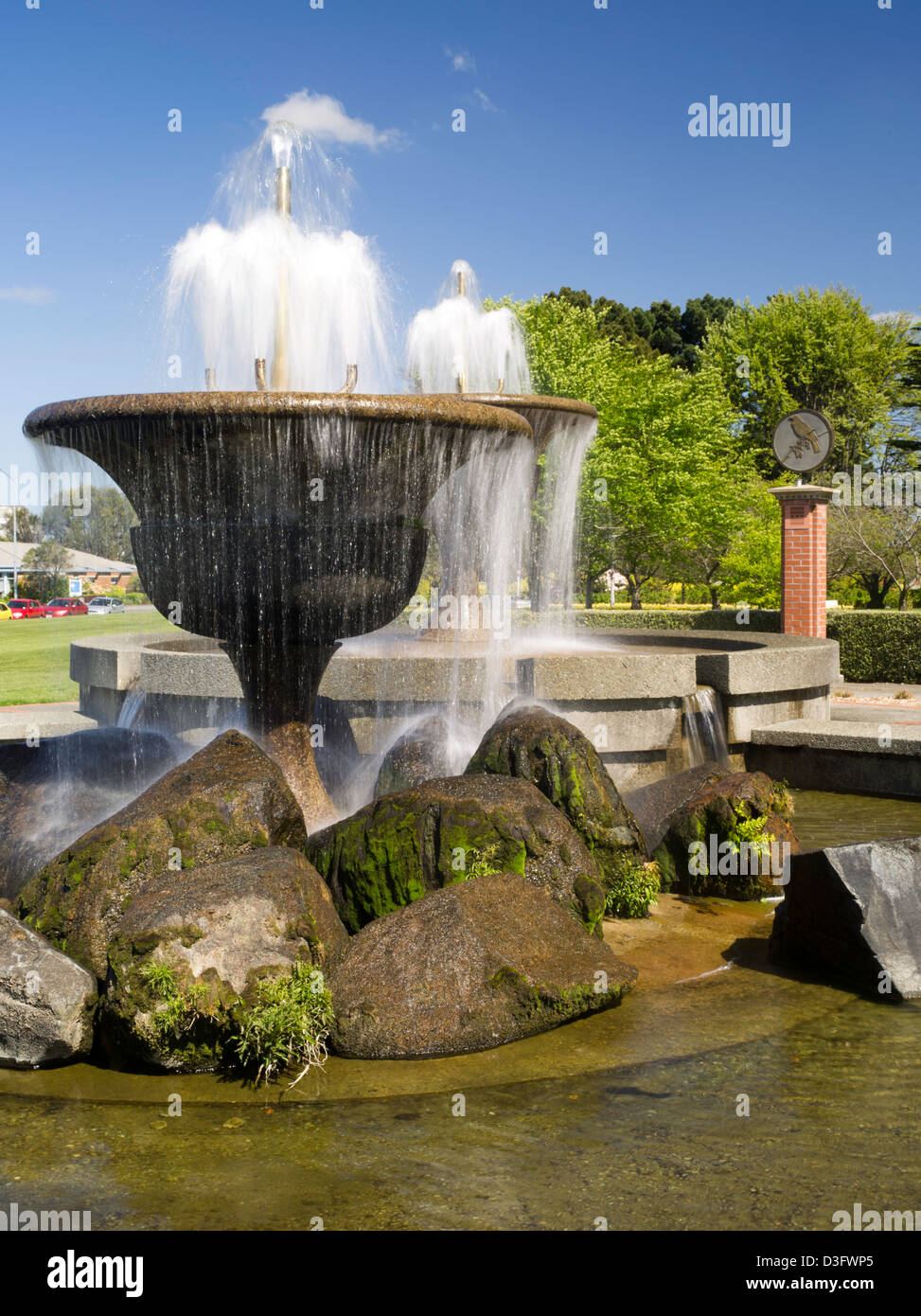 Water fountains outdoor new zealand -