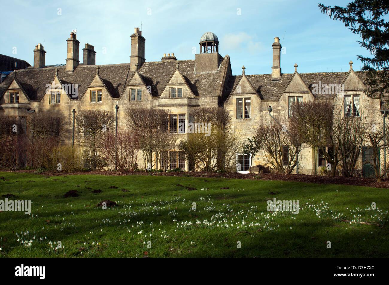 Salperton Park House Gloucestershire England UK
