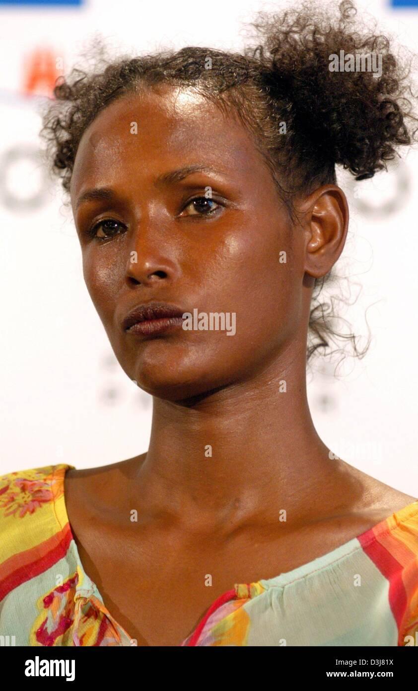 Сомалийская модель варис дирие фото