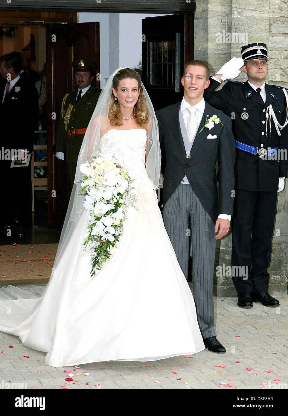 Bride Tessy Antony L And Groom Prince Louis Of