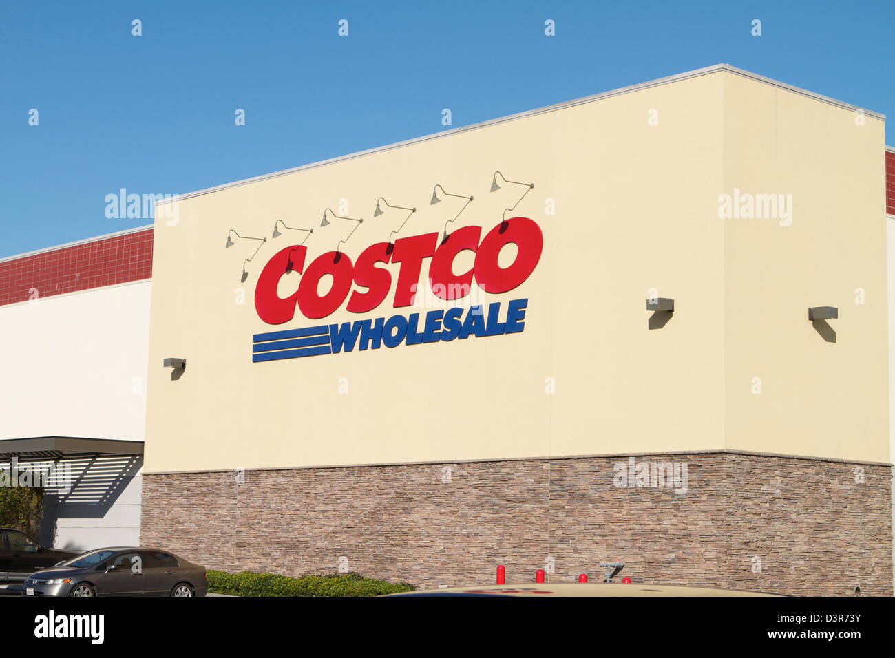 costco sign stock photos costco sign stock images alamy a costco whole shopping club sign on a store in tustin california stock image