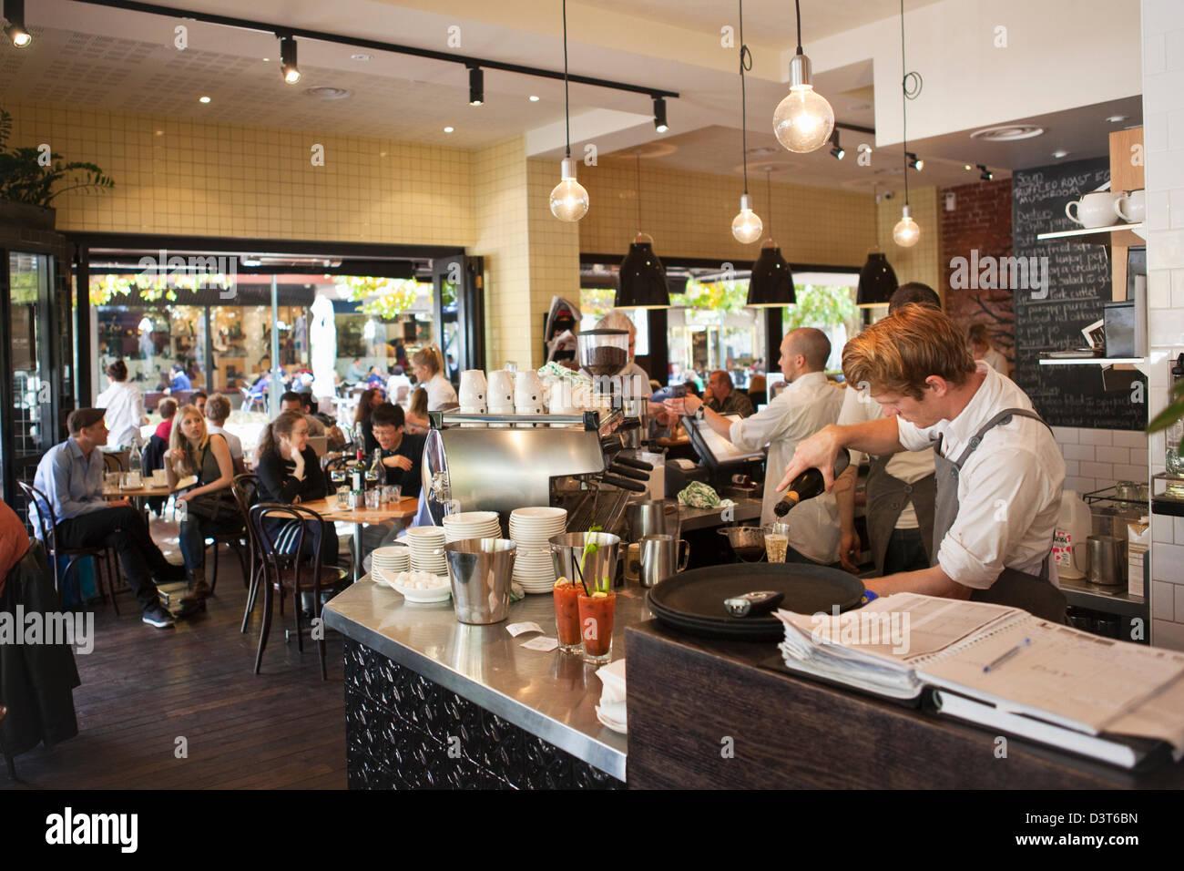 Urban Pantry Cafe & Restaurant. Manuka, Canberra