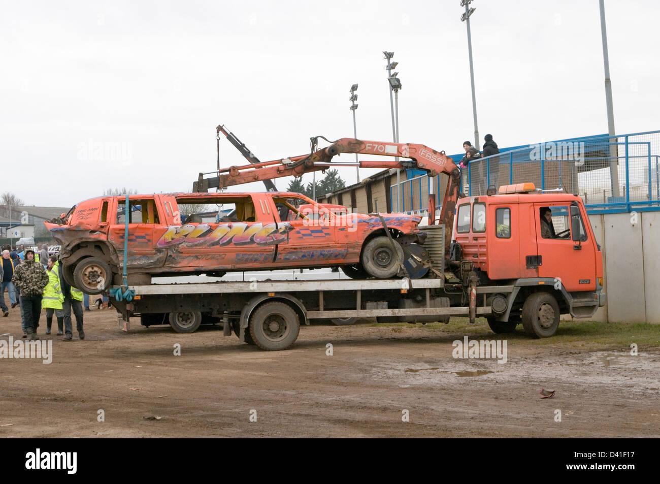 Cars  Demolition Derby Full Scene