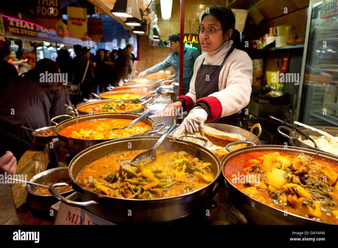 Camden Market Best Food Stalls