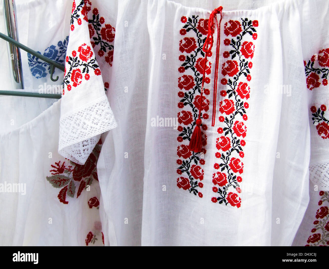 Embroidered Shirts