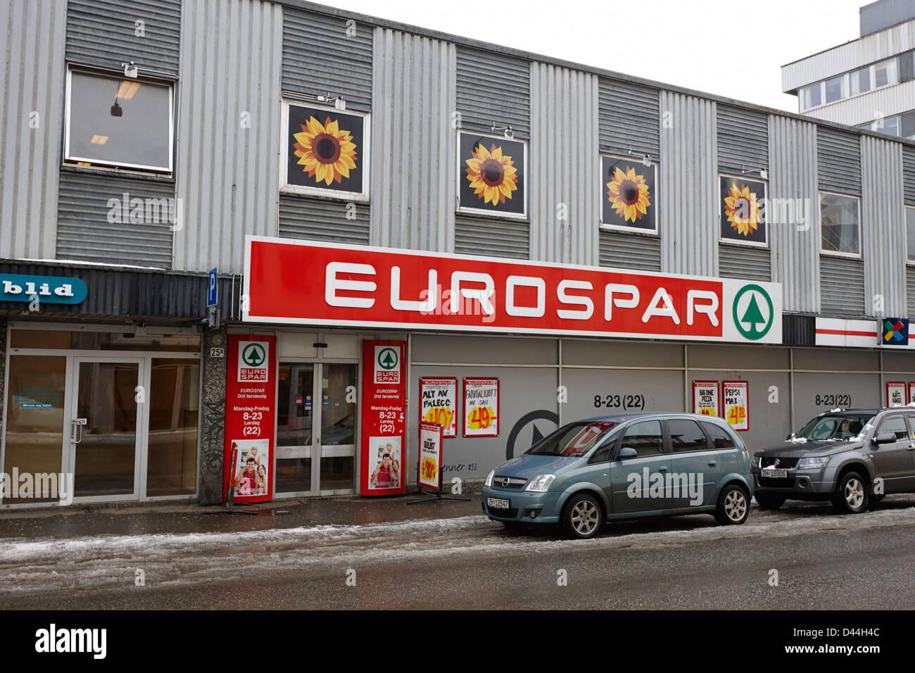 Eurospar tromsø tilbud