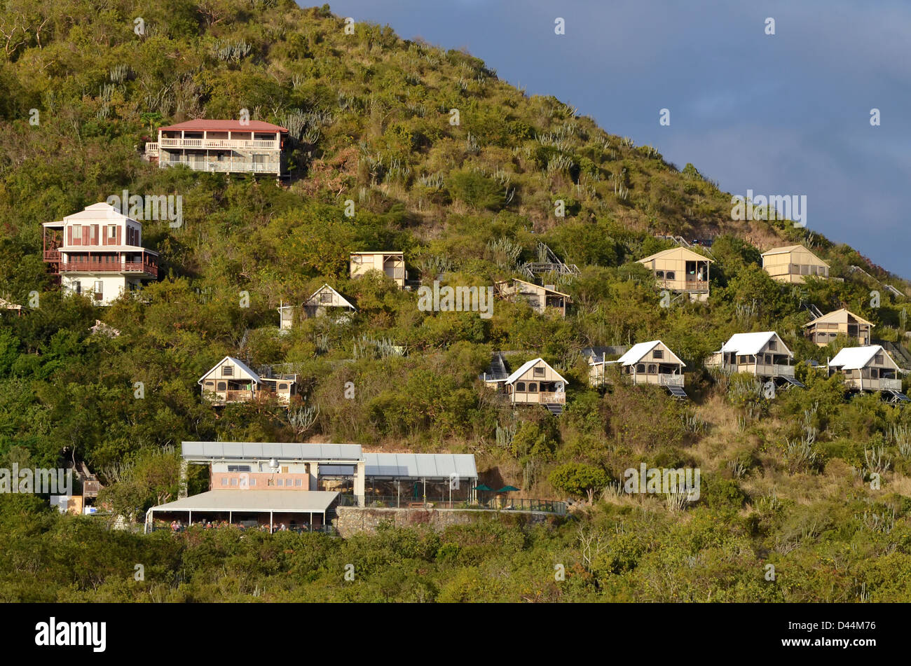 Concordia Eco Resort St. John U.S. Virgin Islands & Concordia Eco Resort St. John U.S. Virgin Islands Stock Photo ...