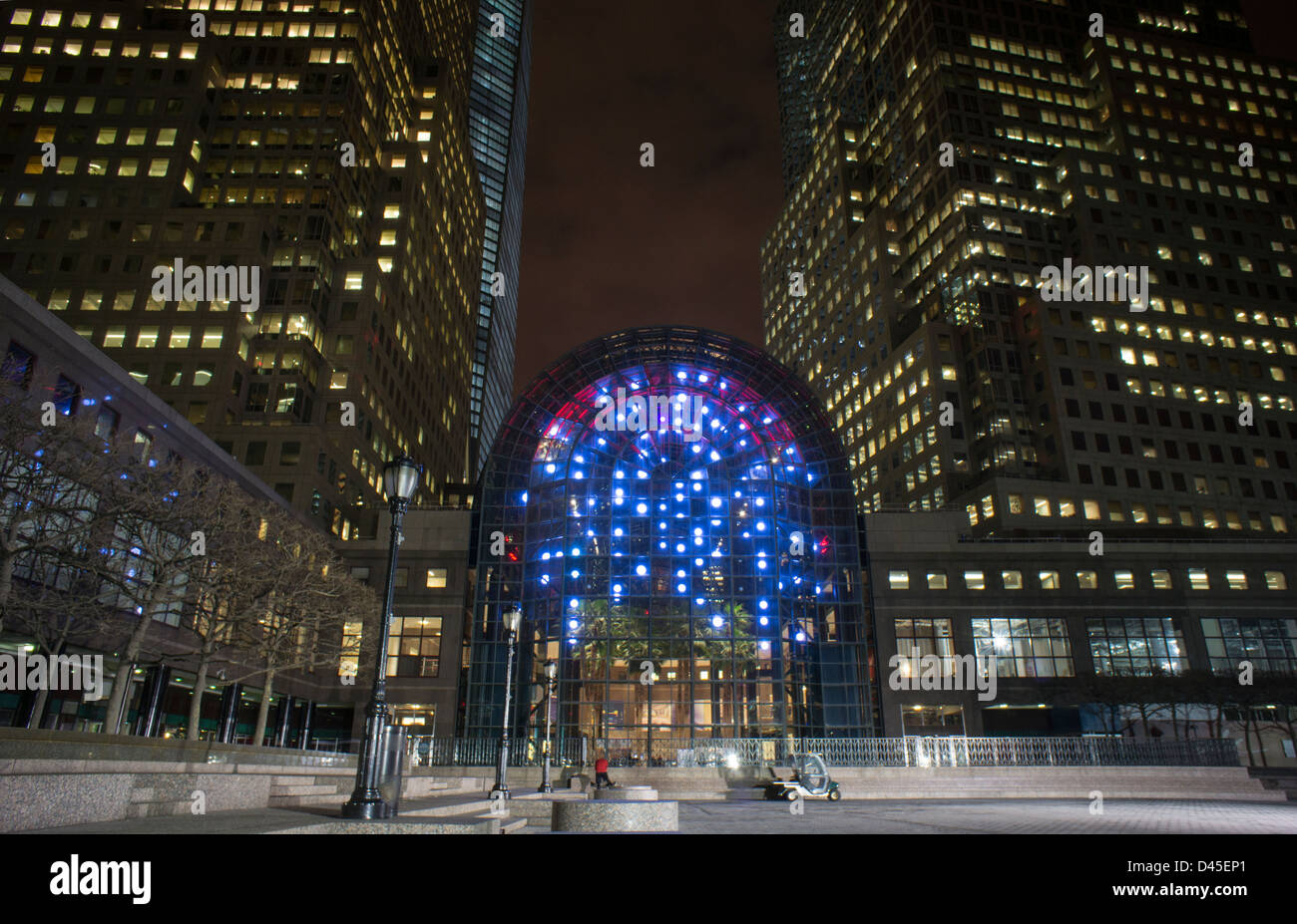 winter garden of brookfield place formerly the world financial