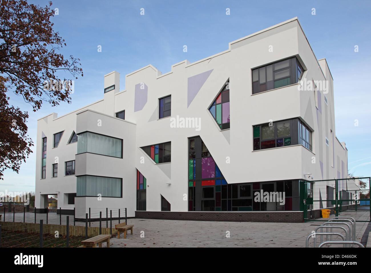 Endike Primary School New Building