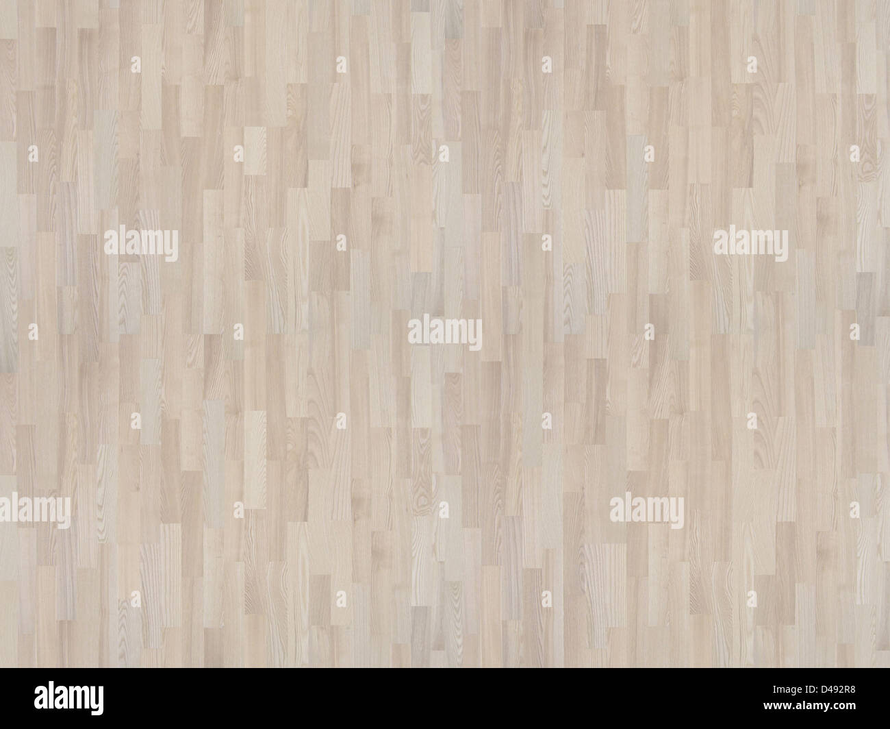 Seamless Texture White Ash Wood Floor