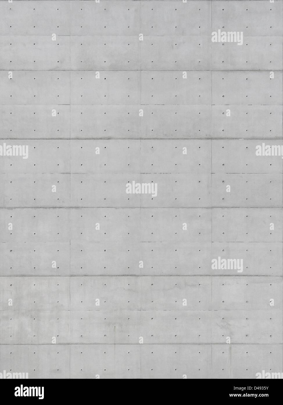 how to make tadao ando concrete