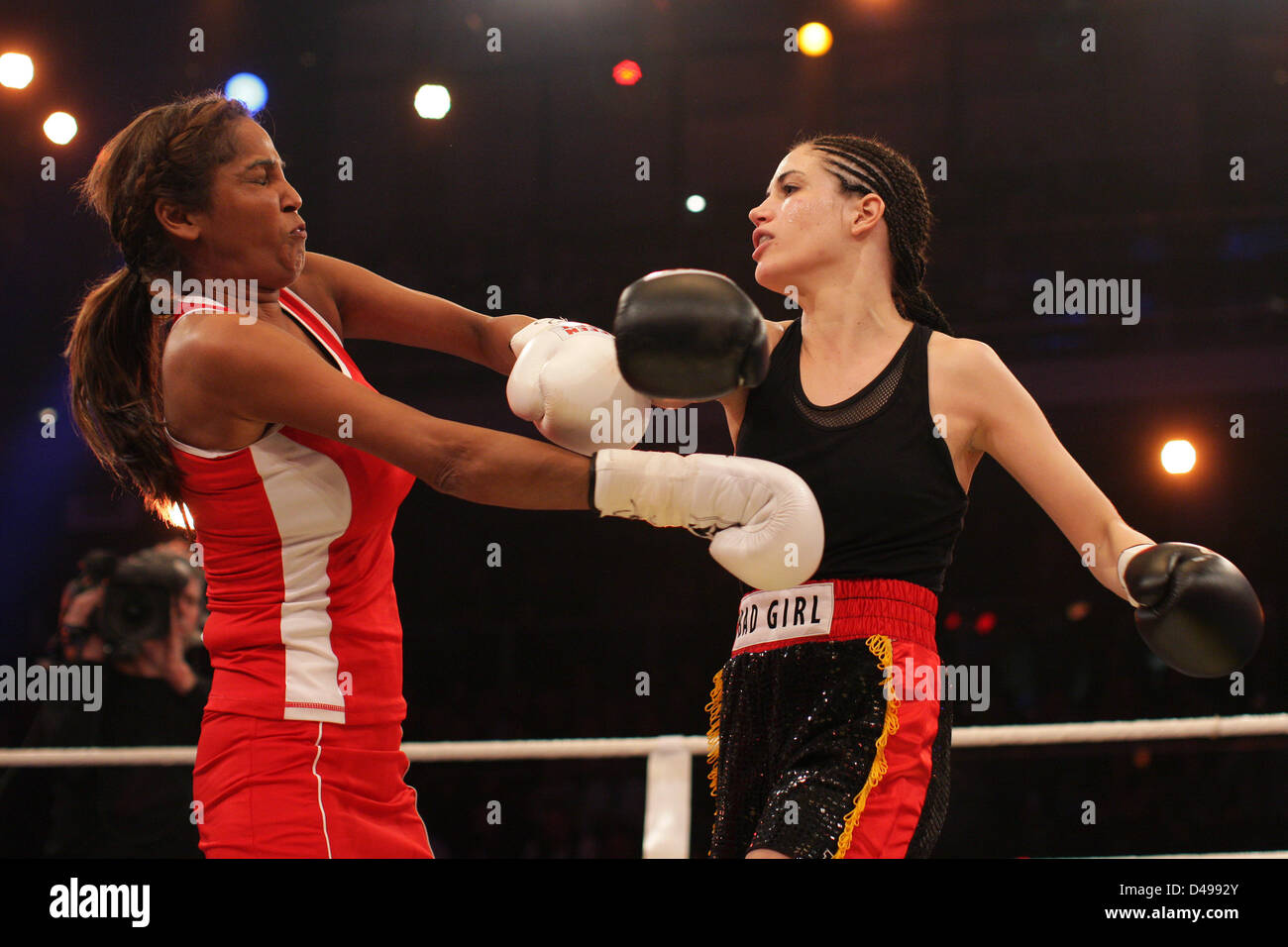 List of female boxers - Wikipedia