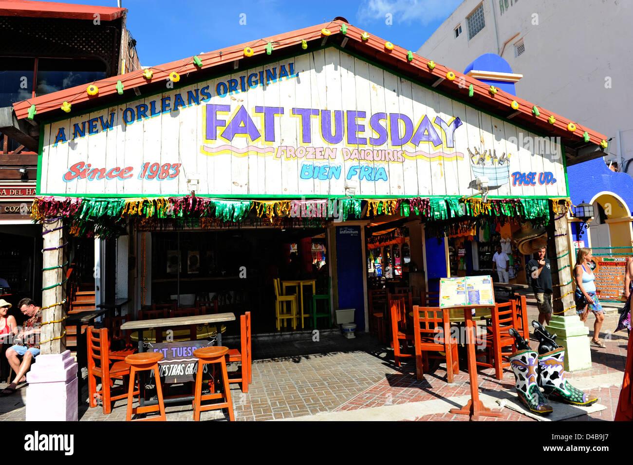 Cozumel Restaurants Near Port