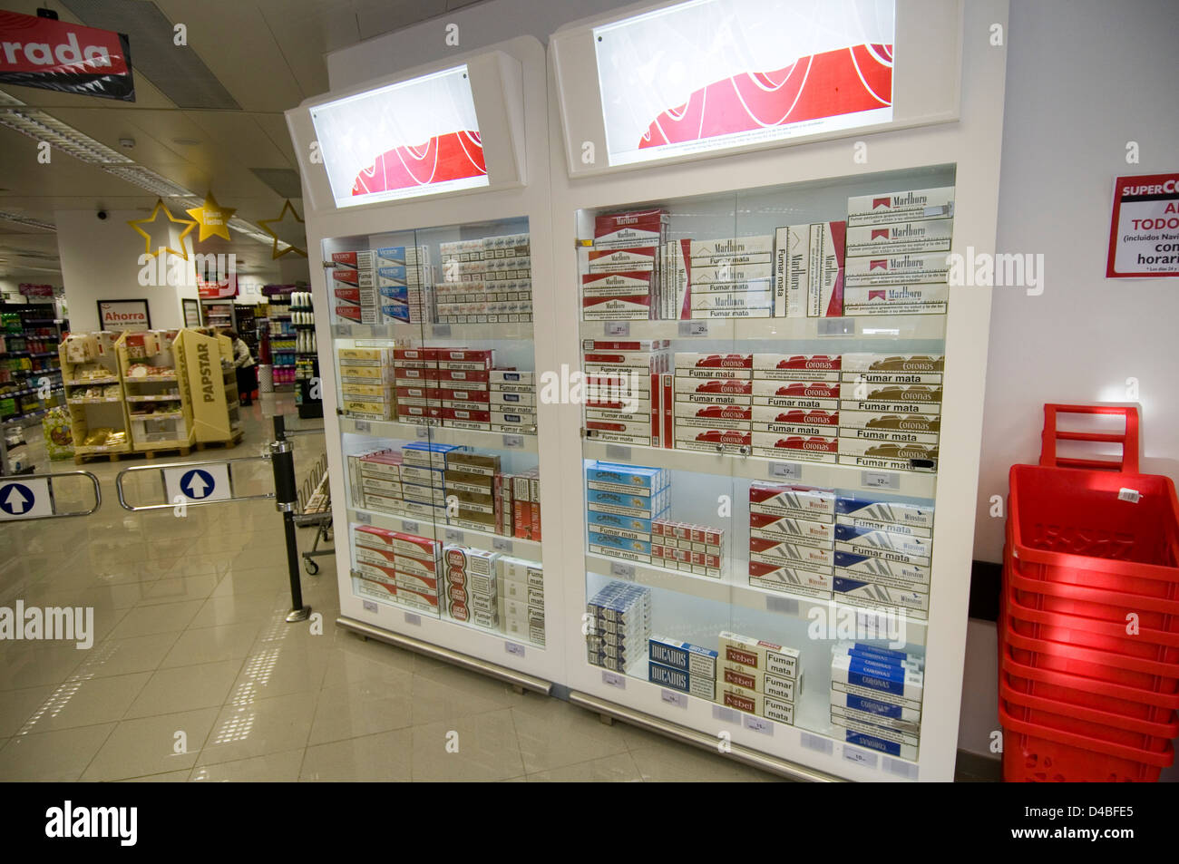 Cigarettes shops Sobraniex UK
