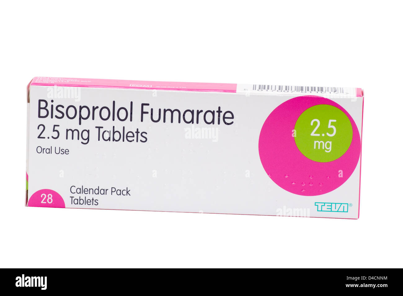 Bisoprolol Fumarate Half Life
