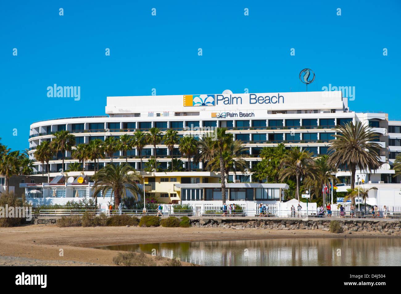 Hotel Palm Beach Maspalomas