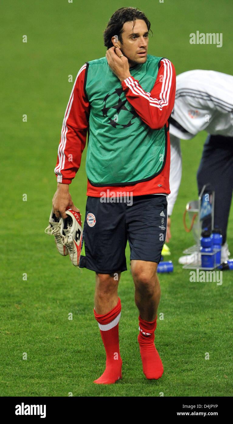 Luca Toni Bayern