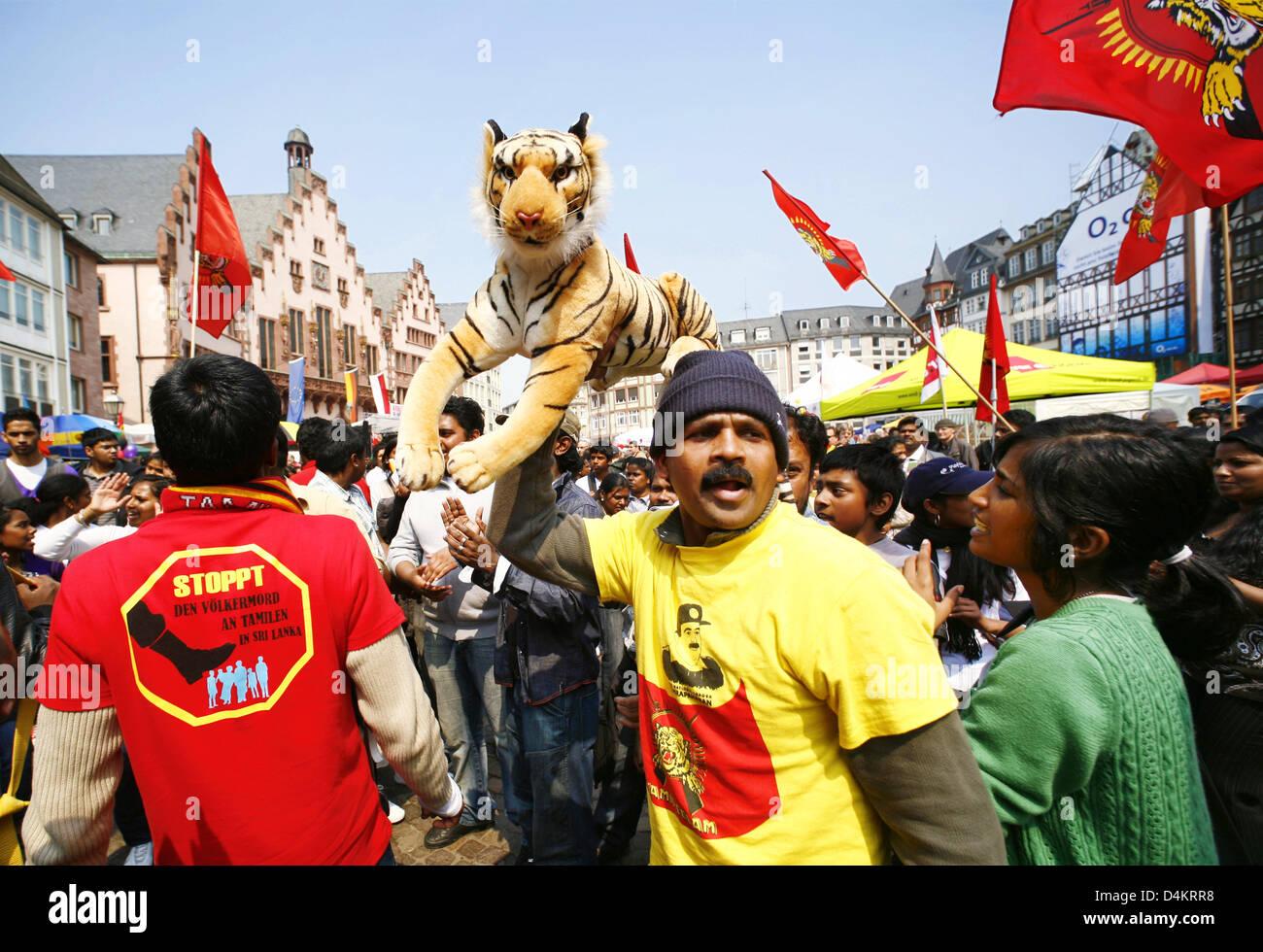 Liberation Tigers Of Tamil Elam