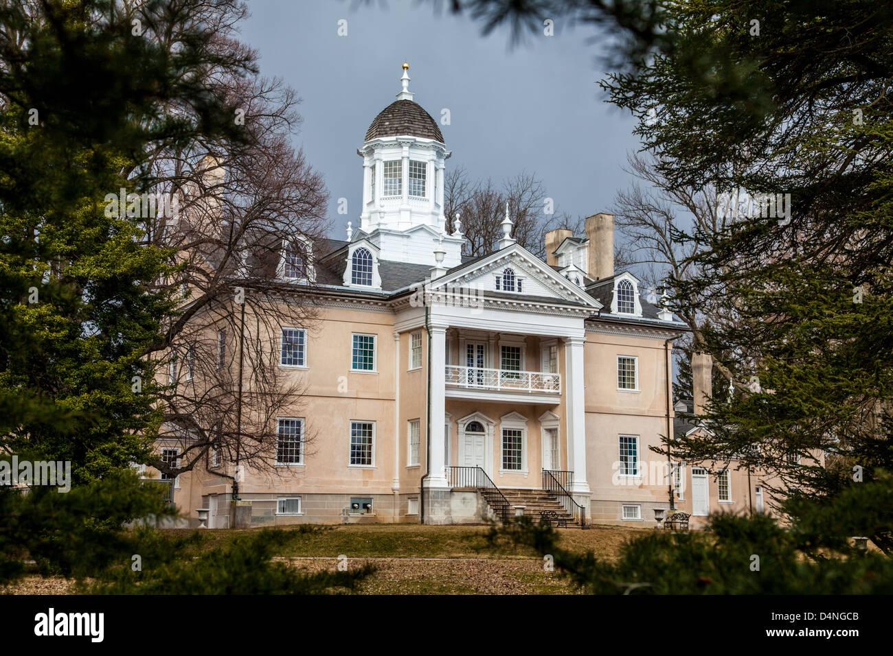 Hampton national historic site - Hampton National Historic Site Baltimore County Maryland