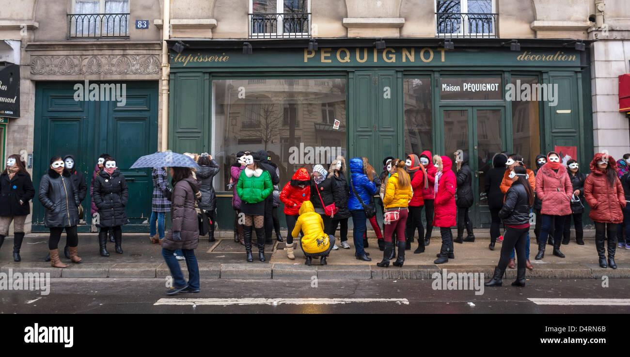 reportage sur les prostituées de paris