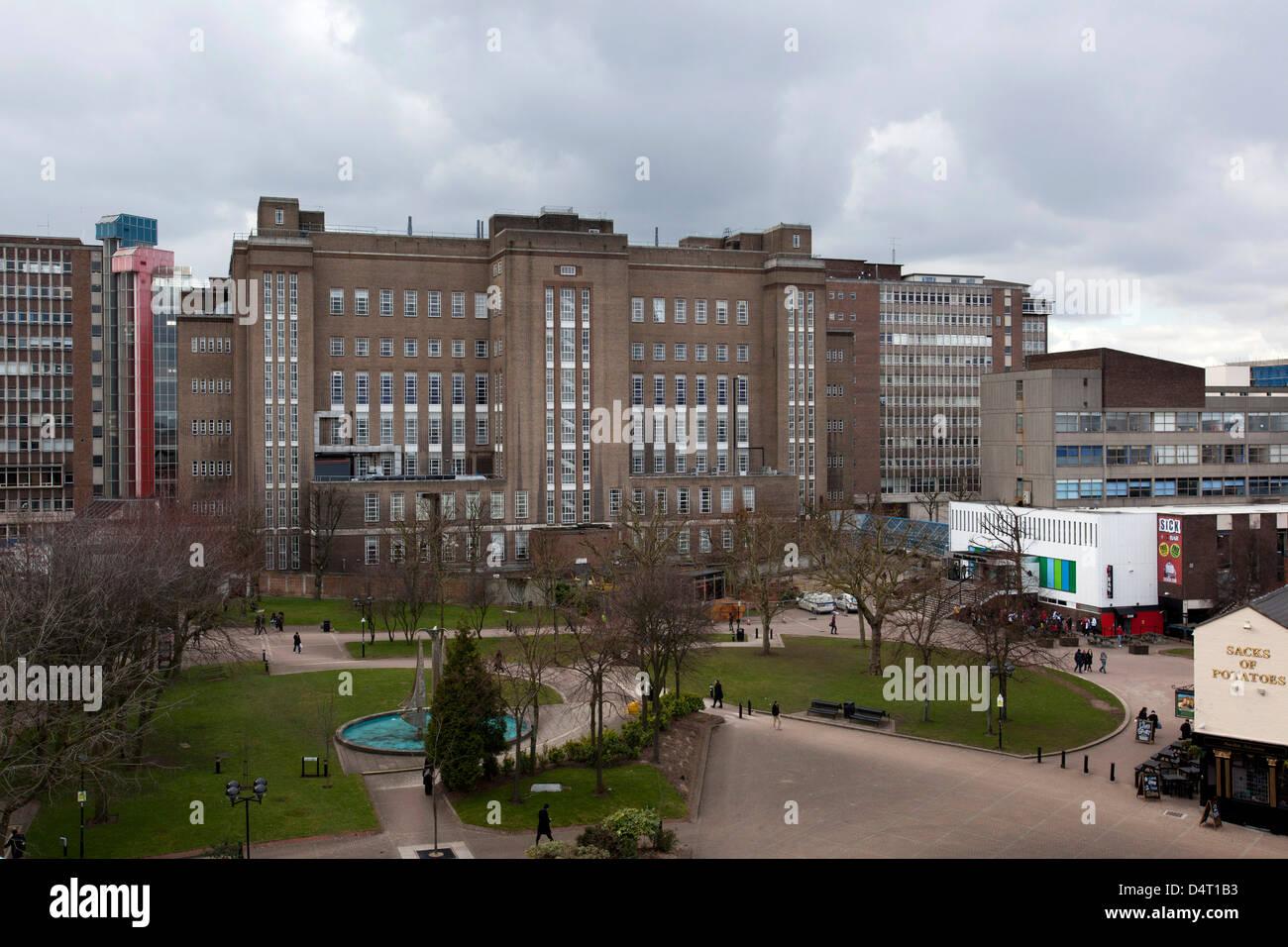 Aston University Main Building