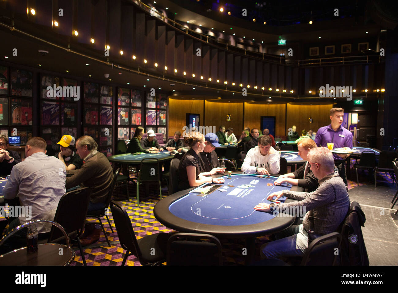london casino poker