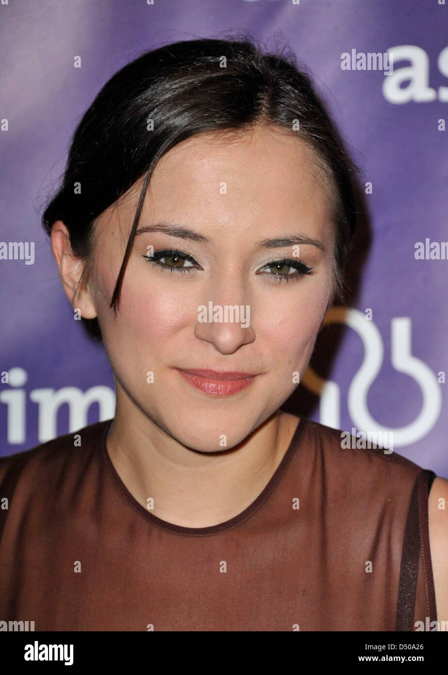 Zelda Williams 2013 Los Angeles, Californi...