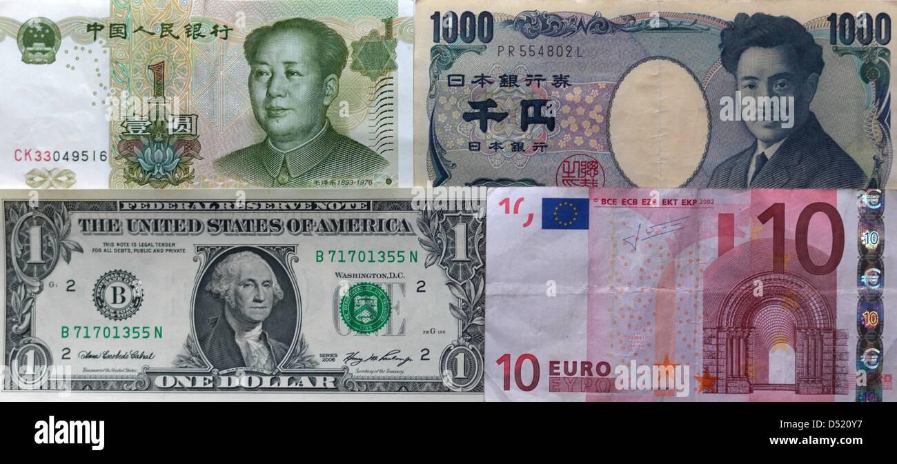 how to buy yen in the us