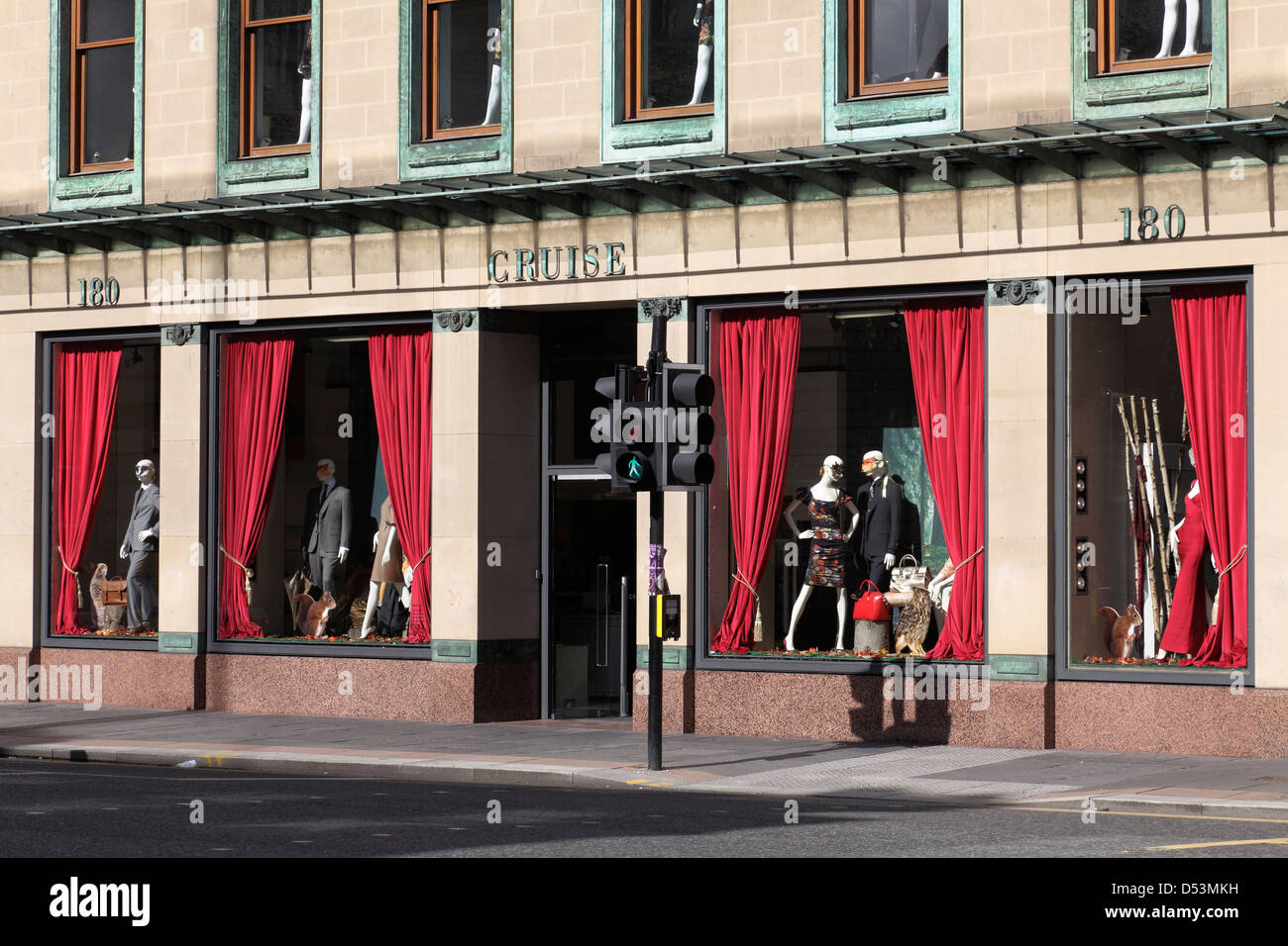 Clothing stores in glasgow